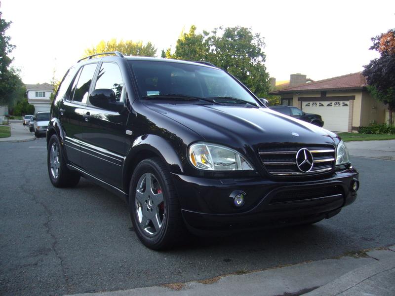 2002 Mercedes Benz M Class Image 18
