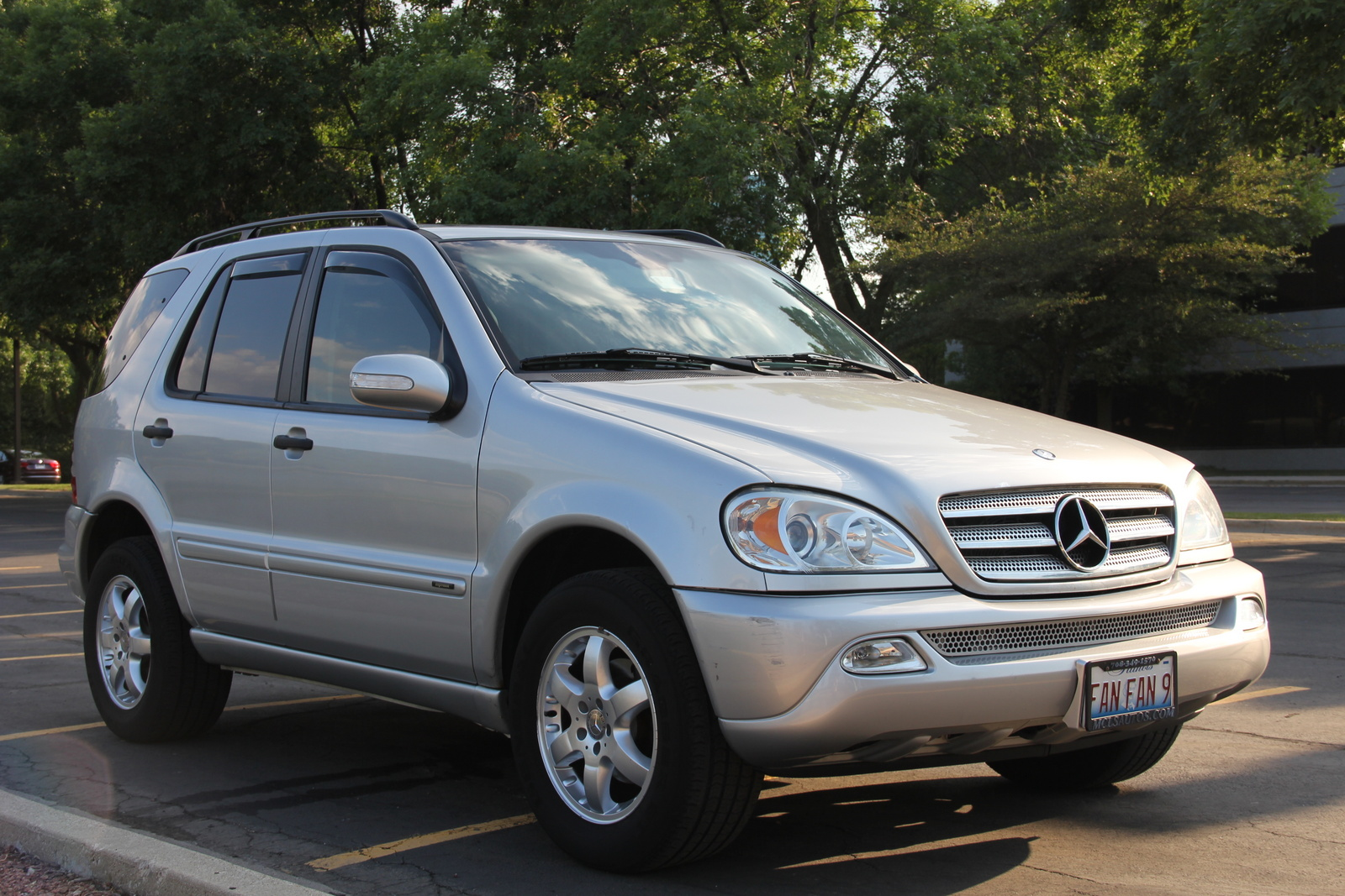 2002 mercedes benz m class image 11 for 2002 mercedes benz suv