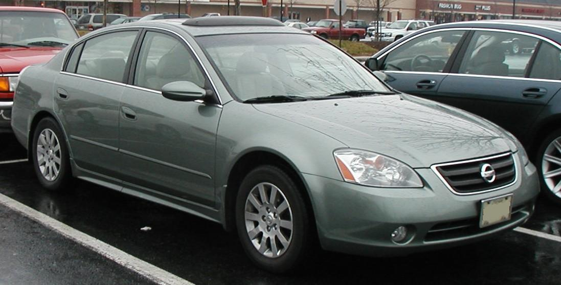 2002 Nissan Altima - Information and photos - ZombieDrive