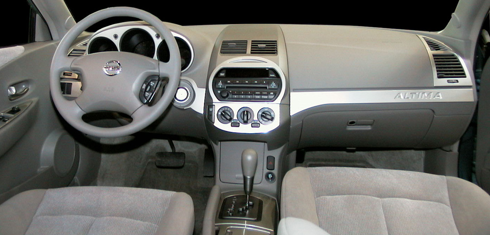 2002 Nissan Altima Information And Photos Zombiedrive