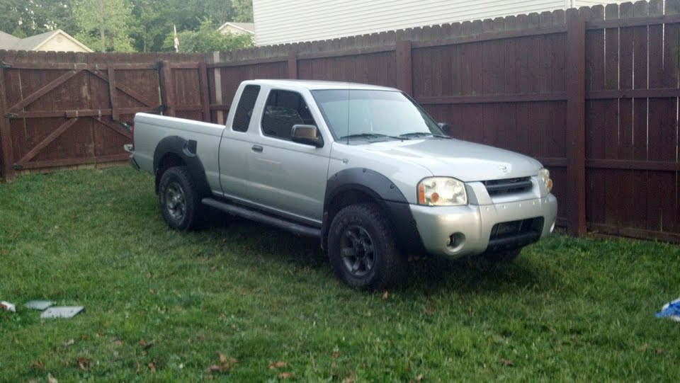 2002 nissan frontier reviews