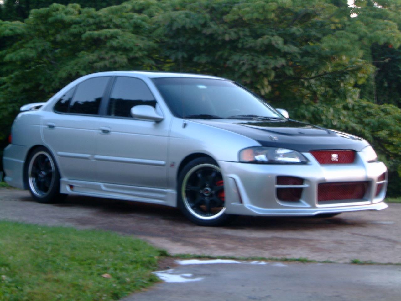 02 Nissan Sentra Se R Spec V Autos Post