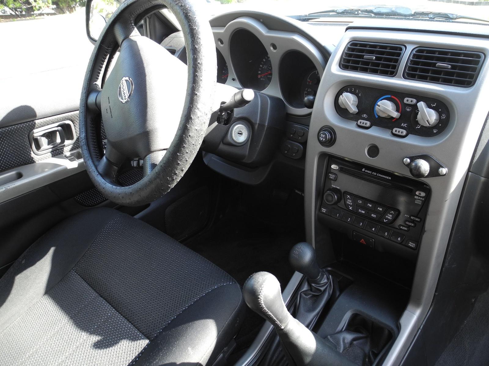 WRG-9914] Nissan Suv Xterra 2002 Se Wiring Diagram
