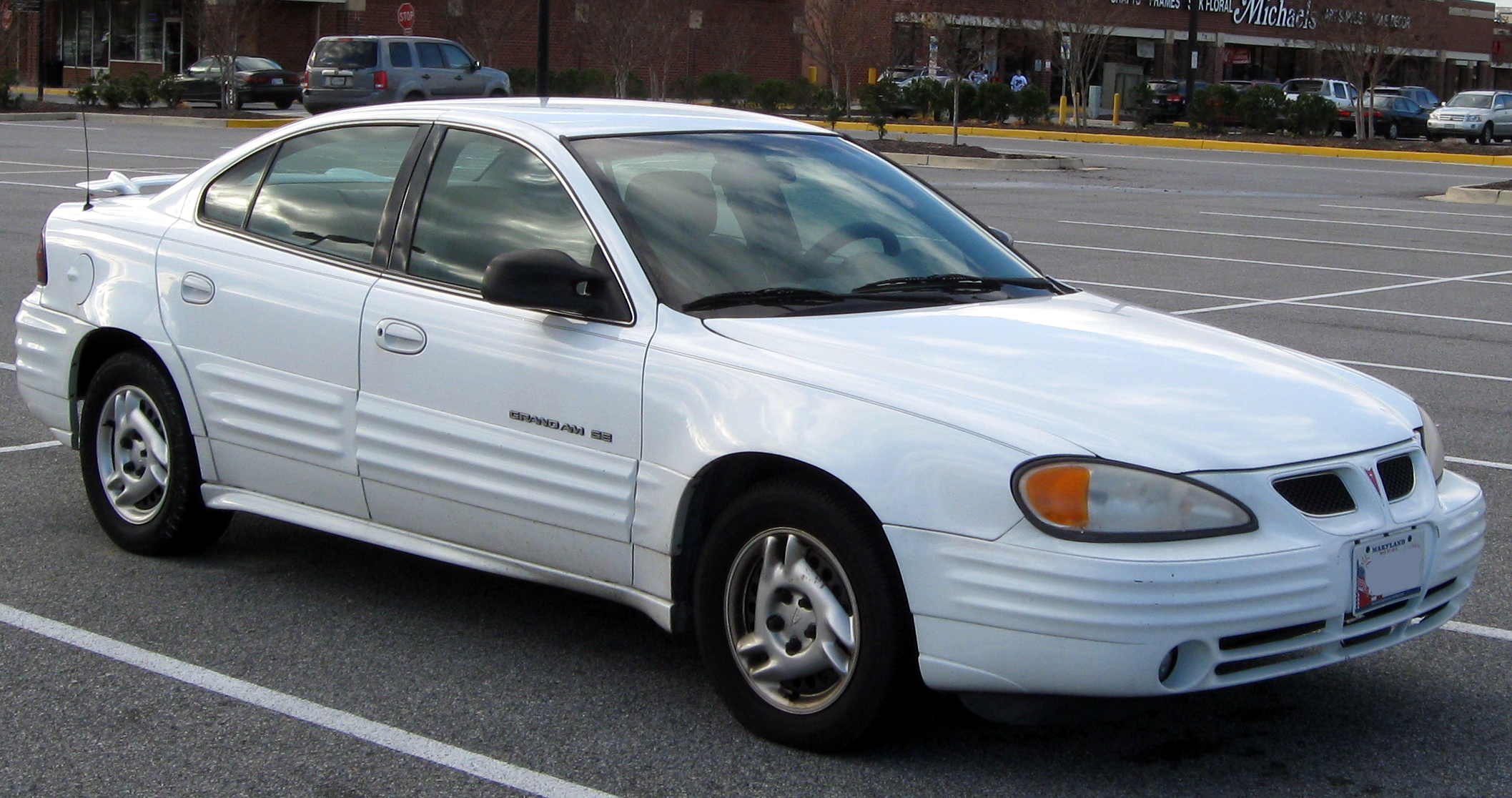 Pontiac Grand Am #16