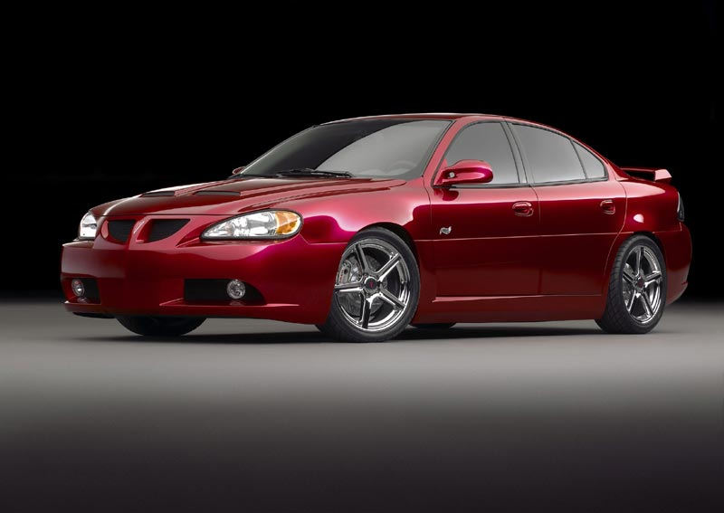 Pontiac Grand Am #7