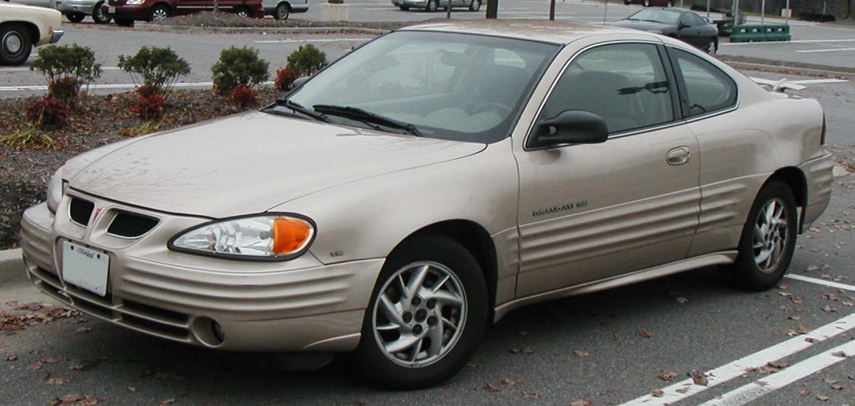 Pontiac Grand Am #17