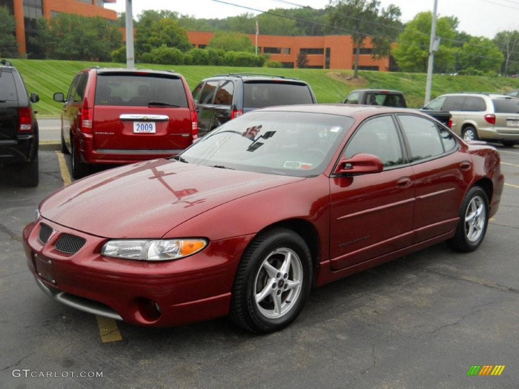 2002 pontiac grand prix information and photos zombiedrive. Black Bedroom Furniture Sets. Home Design Ideas
