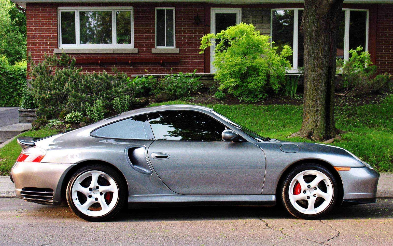 2002 Porsche 911 - Information and photos - ZombieDrive
