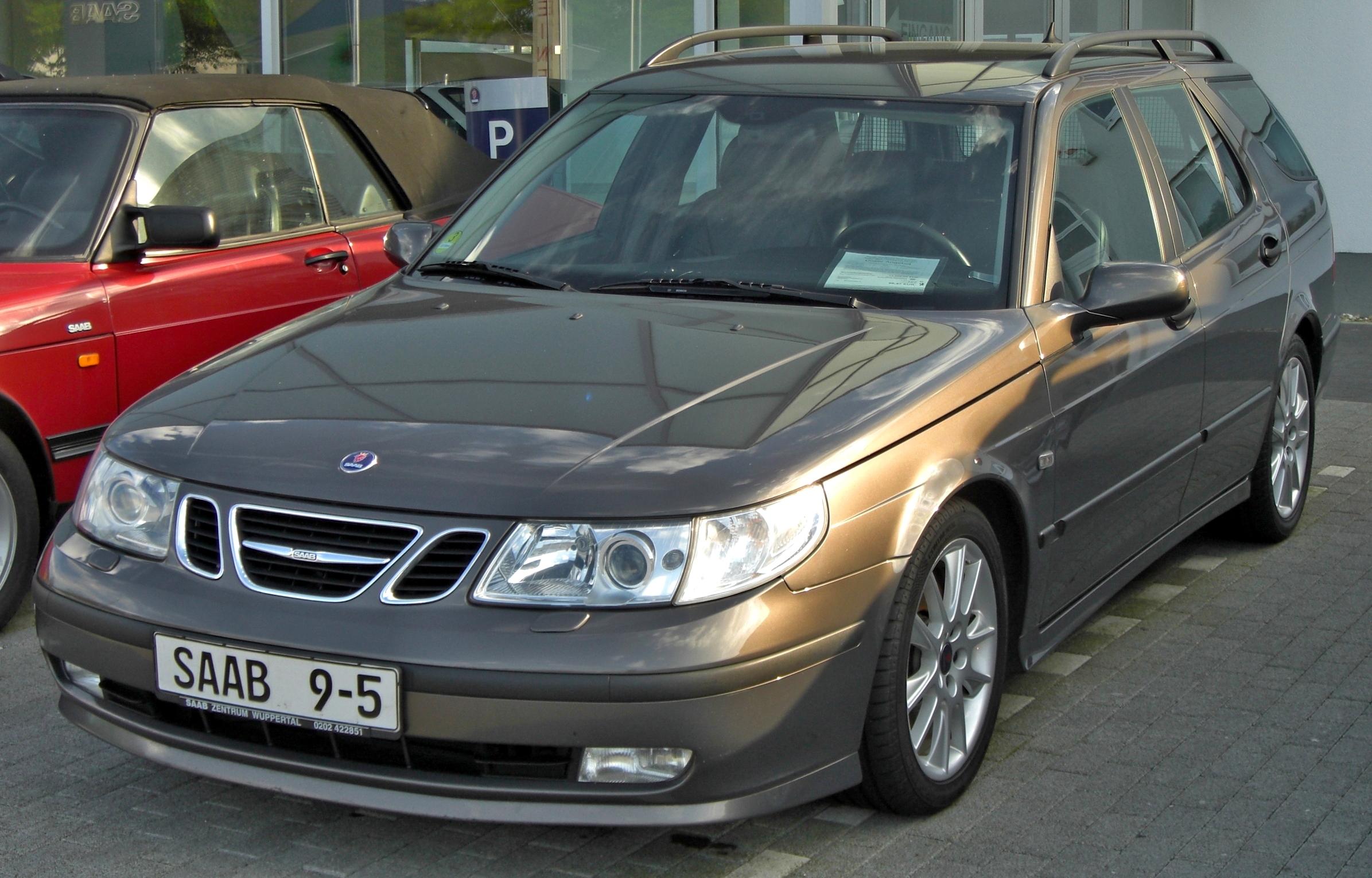 Saab 9 5 15