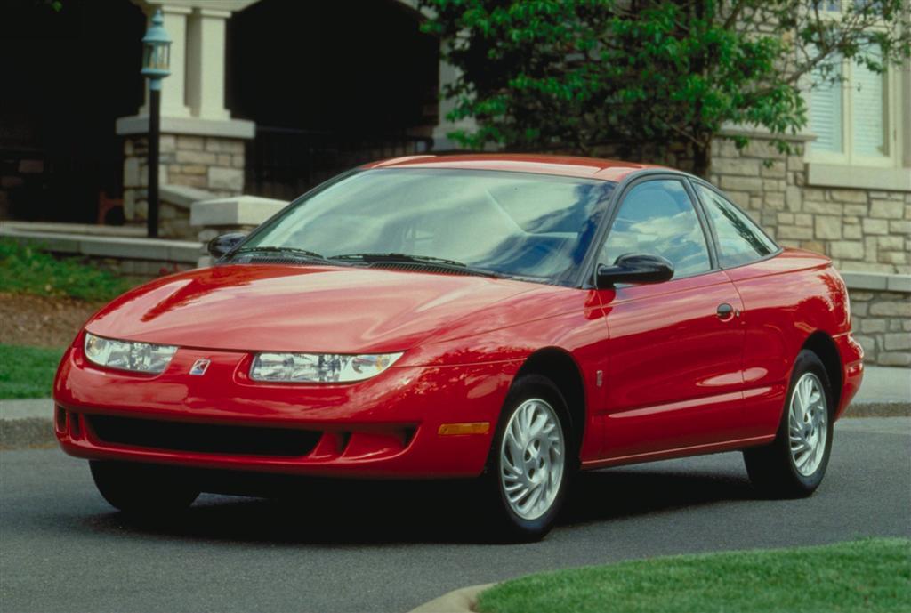 2002 Saturn S Series Image 20