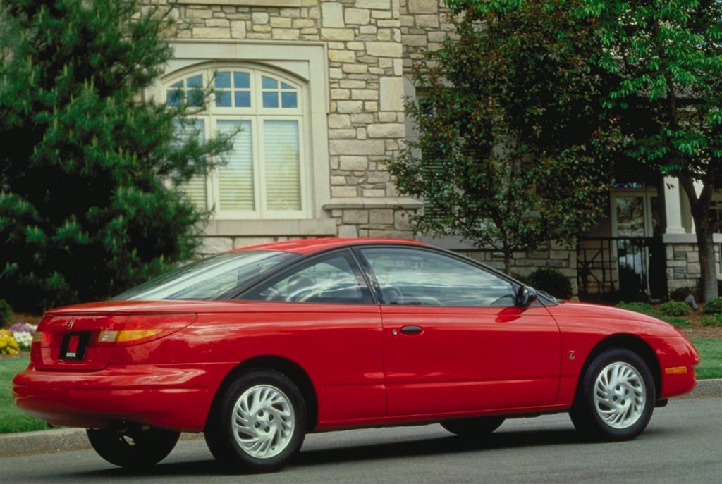 2002 Saturn S Series 21