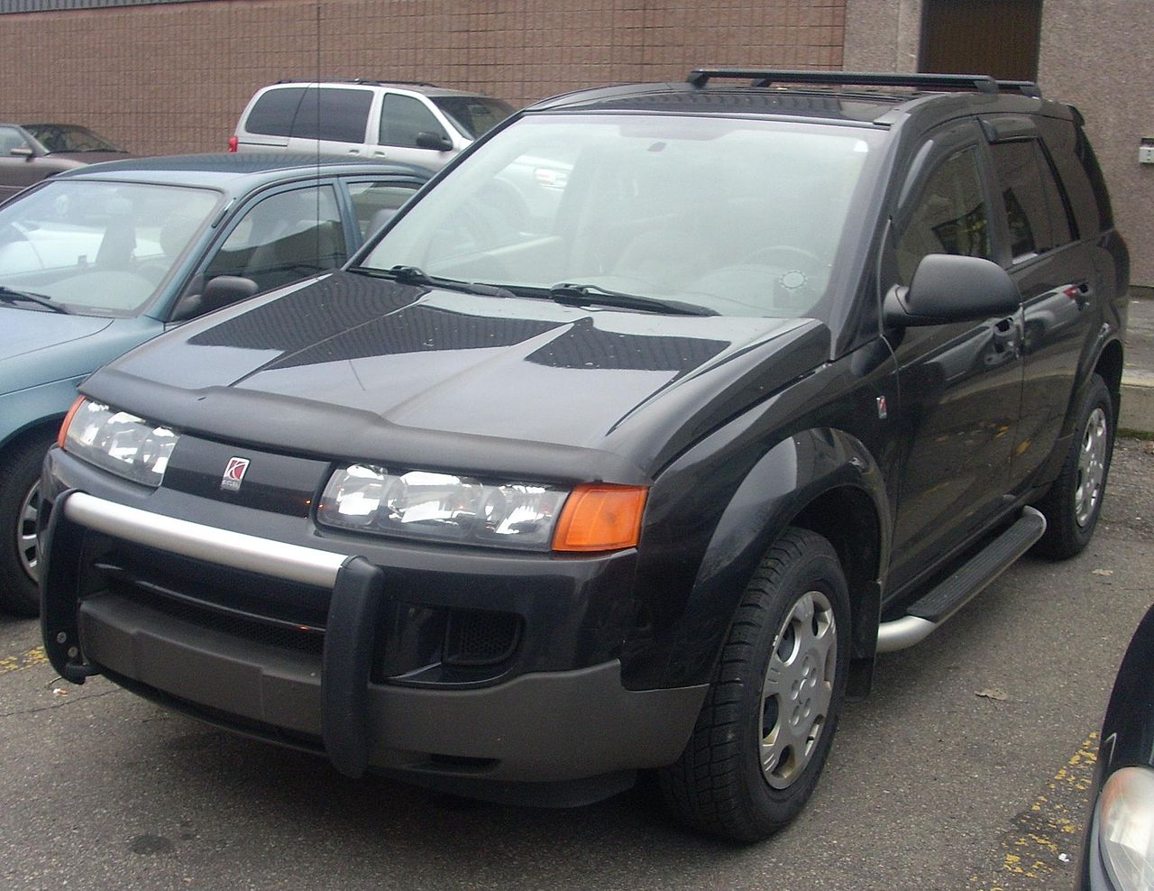 2002 saturn vue information and photos zombiedrive. Black Bedroom Furniture Sets. Home Design Ideas