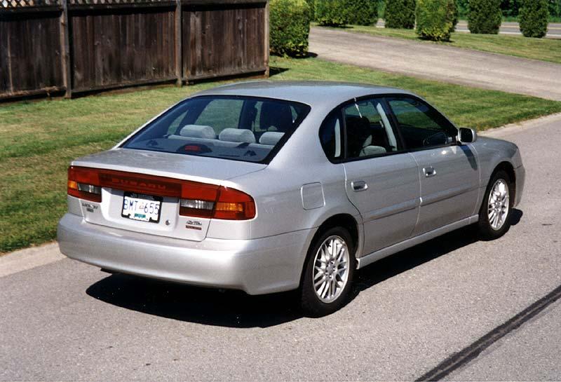 Subaru Legacy Outback >> 2002 SUBARU LEGACY - Image #11