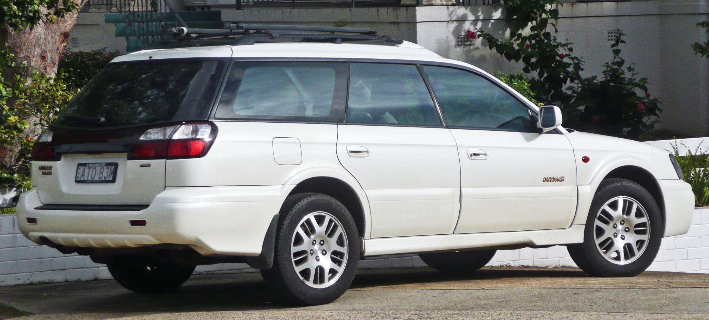 2002 Subaru Outback Image 1