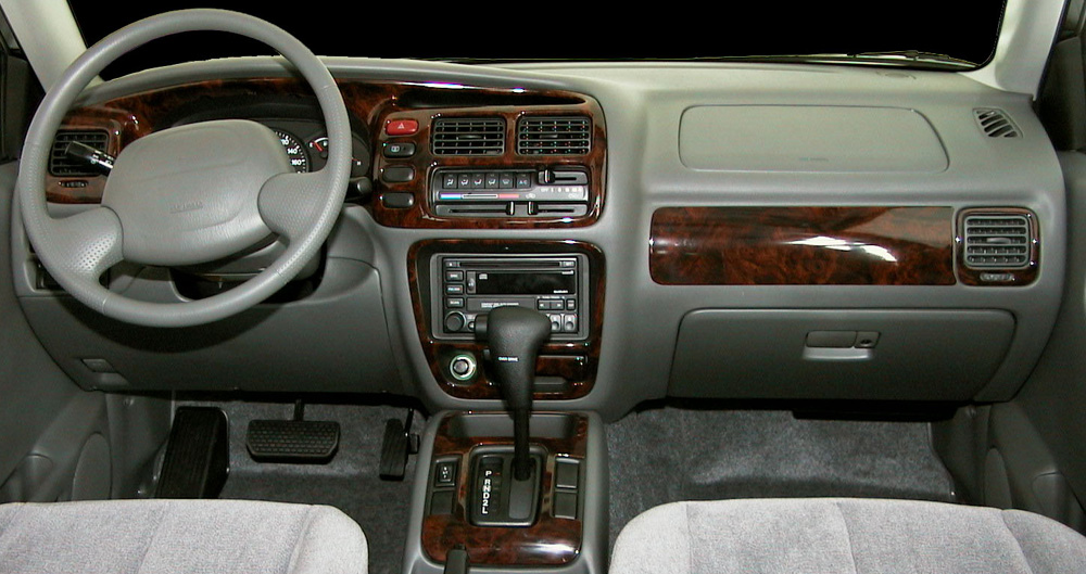 Suzuki Grand Vitara Xl  Specifications