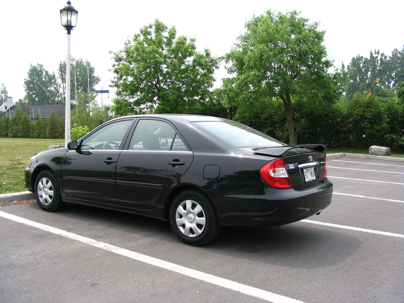 2002 Toyota Camry - Information and photos - ZombieDrive