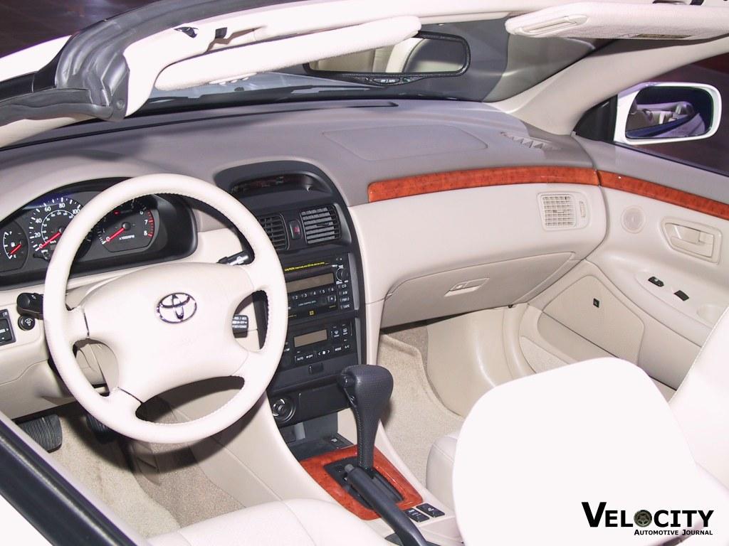 2002 Toyota Camry Solara Image 3