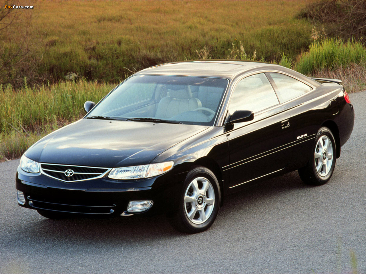 2002 toyota camry solara information and photos. Black Bedroom Furniture Sets. Home Design Ideas