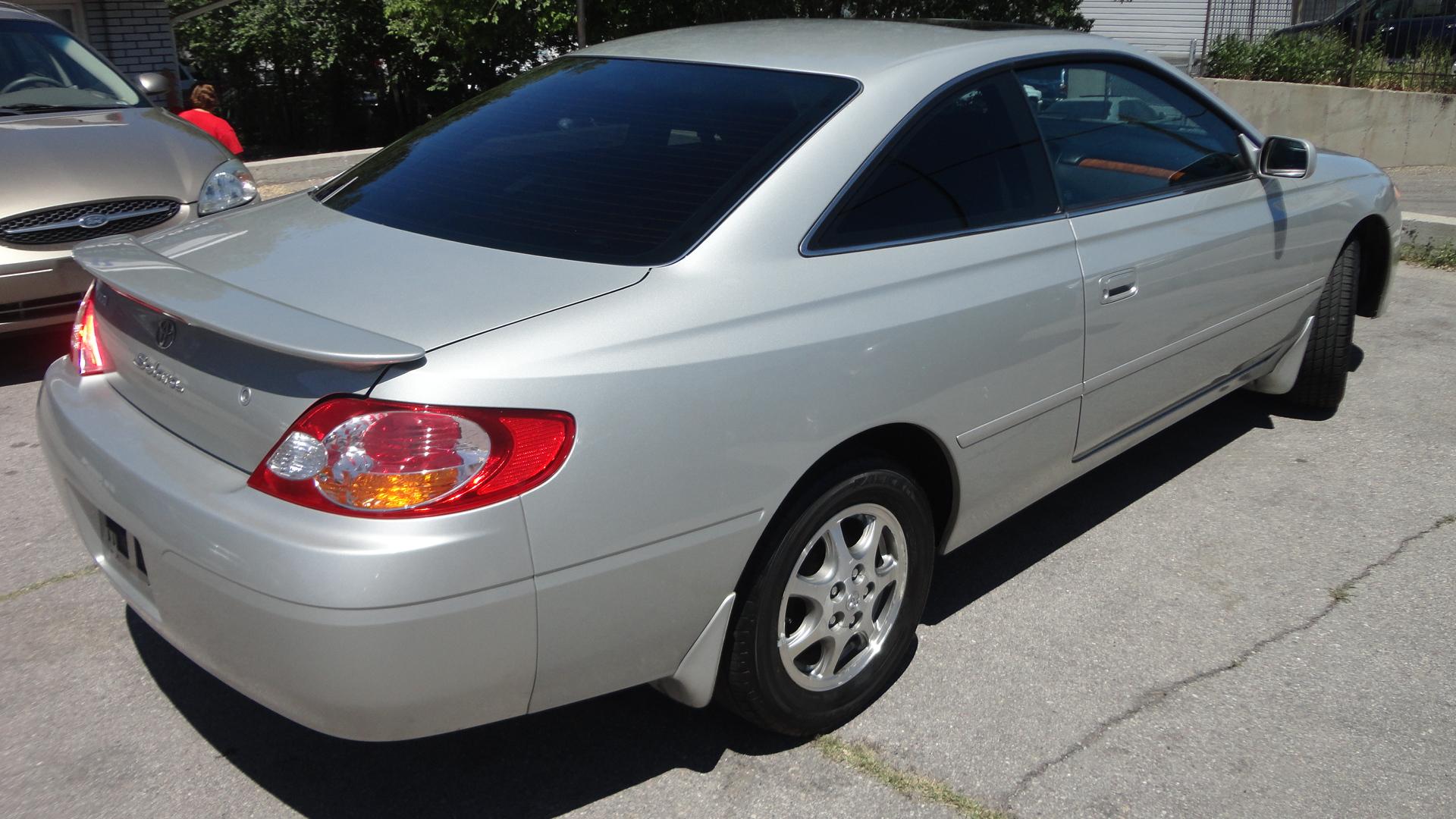 2002 Toyota Camry Solara Image 4