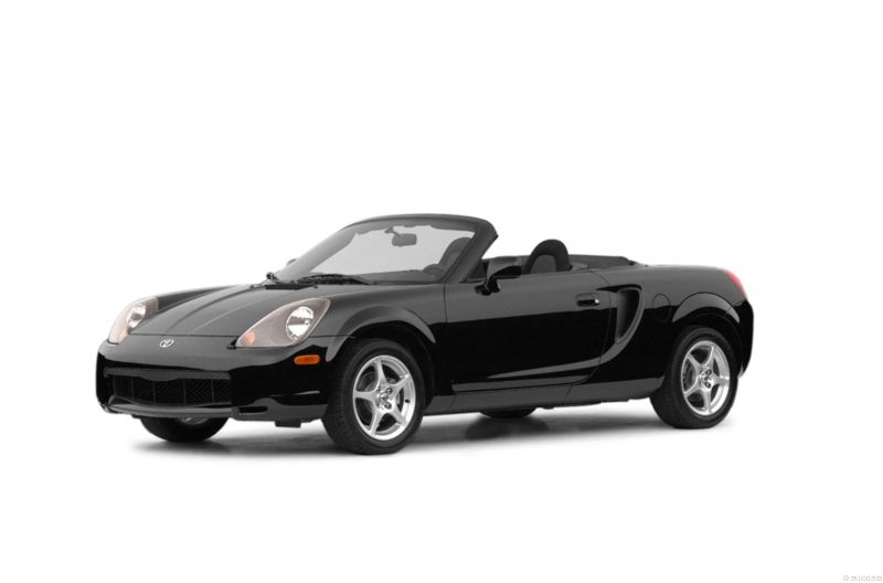 Toyota MR2 Spyder #2