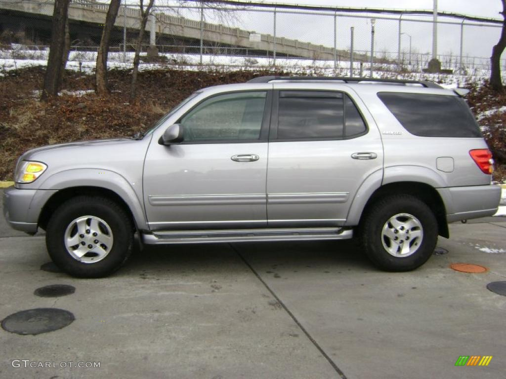 2002 Toyota Sequoia Information And Photos Zombiedrive Wiring Diagram 2004 Land Rover Hse 7