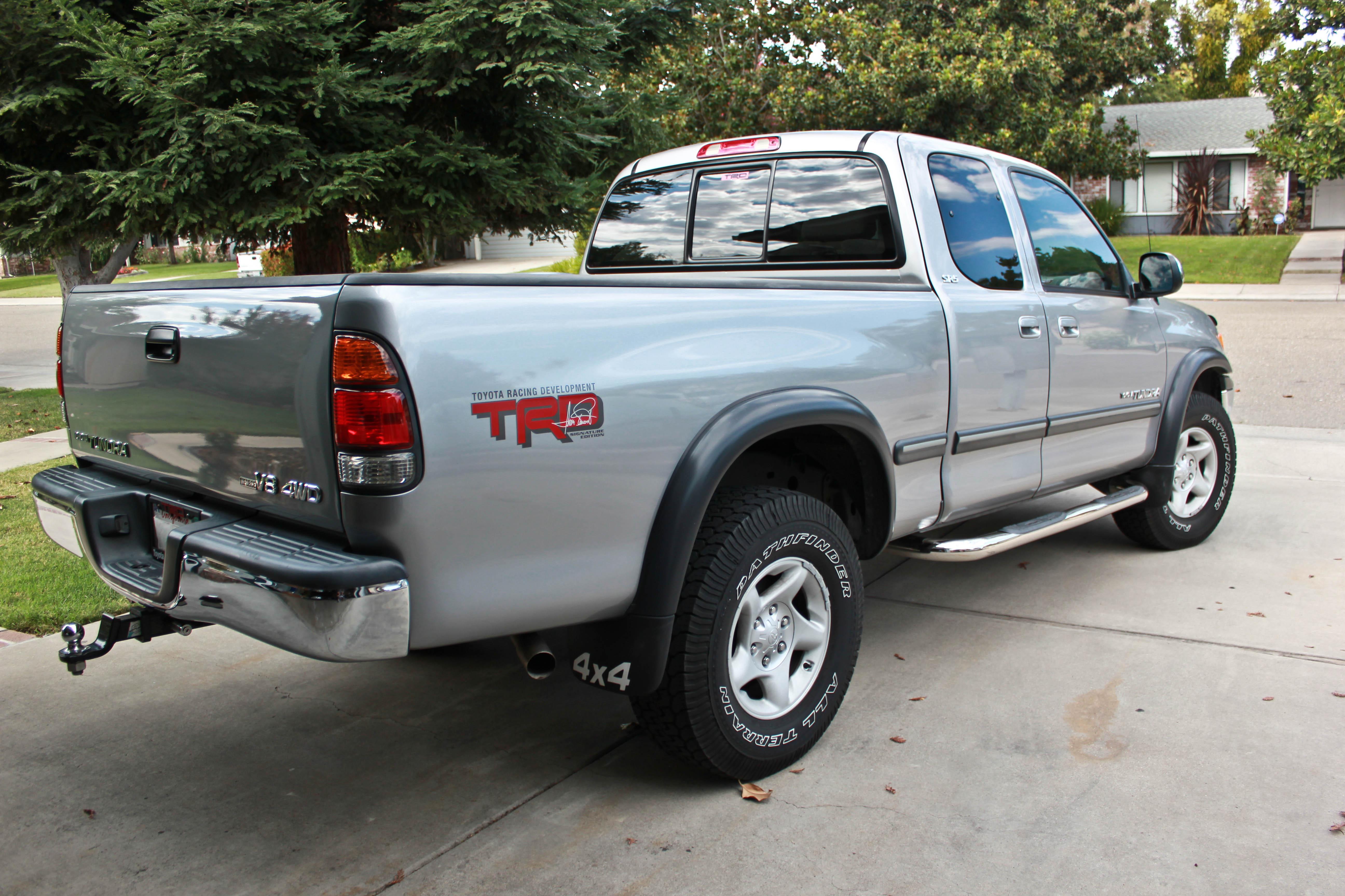 2002 Toyota Tundra Image 12