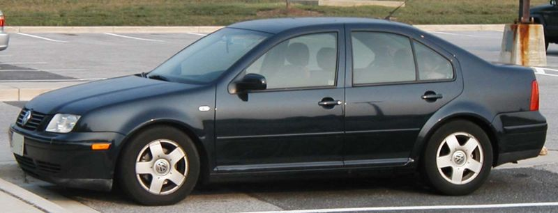 2002 volkswagen jetta - image #1