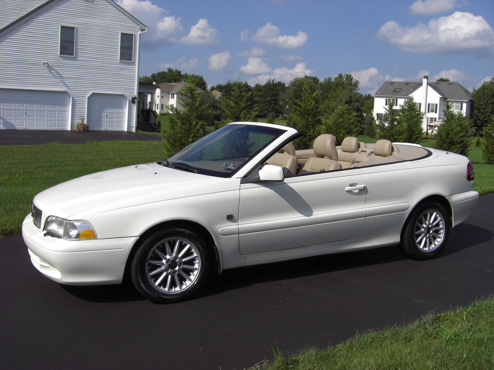 used lambrou w volvo coupe motors convertible previousnext car