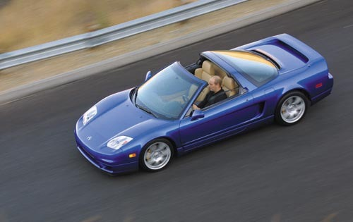 2002 Acura NSX 2dr Coupe  exterior #7
