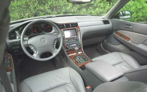 2002 Acura RL 3.5 4dr Sed exterior #8