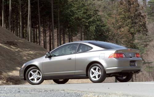 2002 Acura RSX 2dr Hatchb exterior #20