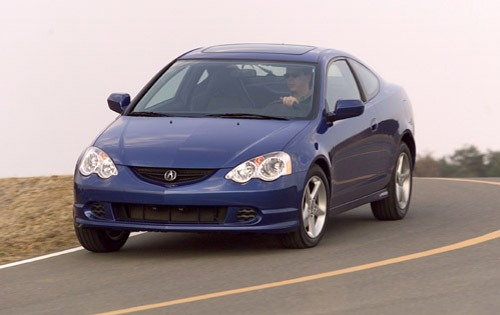 2002 Acura RSX 2dr Hatchb exterior #8