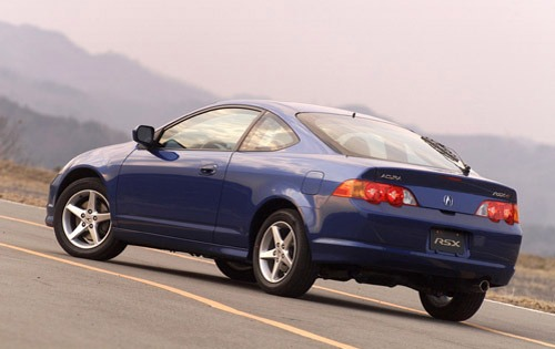2002 Acura RSX 2dr Hatchb exterior #23