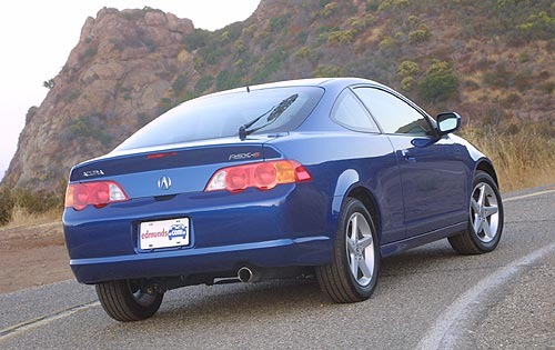 2002 Acura RSX 2dr Hatchb exterior #22
