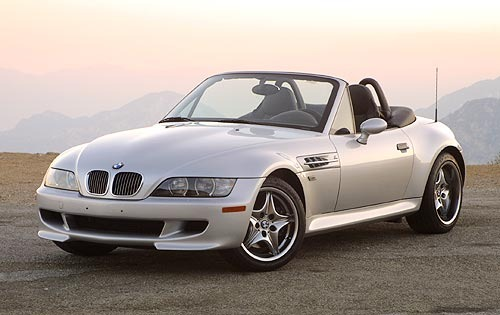 2002 BMW M Roadster Wheel exterior #1