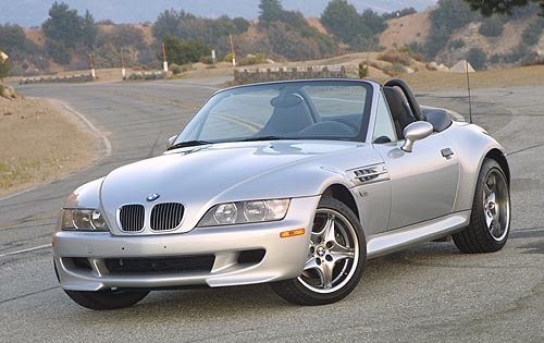 2002 BMW M Roadster Wheel exterior #7