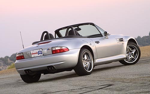 2002 BMW M Roadster Wheel exterior #9