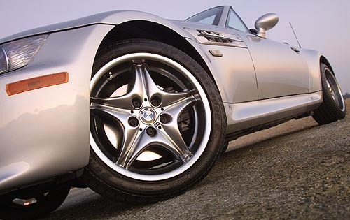 2002 BMW M Roadster Wheel exterior #17