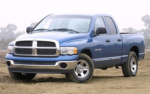 2002 Dodge Ram Pickup 150 interior #4