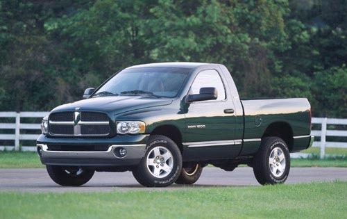2002 Dodge Ram Pickup 150 interior #2