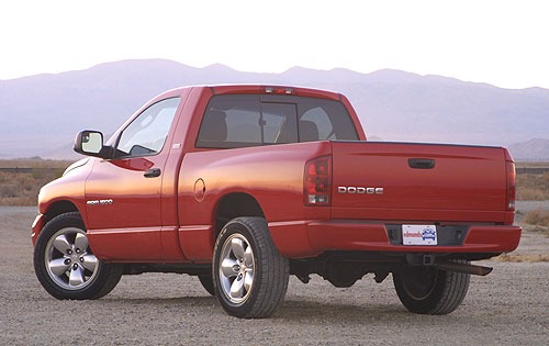 2002 Dodge Ram Pickup 150 interior #8
