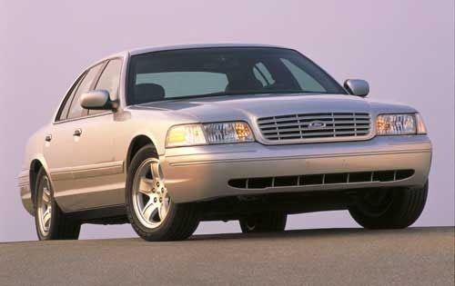 2003 Ford Crown Victoria  exterior #1