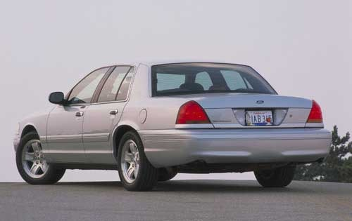 2003 Ford Crown Victoria  exterior #6