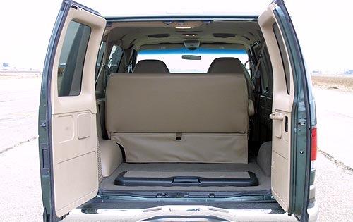 Ford Passenger Van >> 2003 FORD ECONOLINE WAGON - Image #3