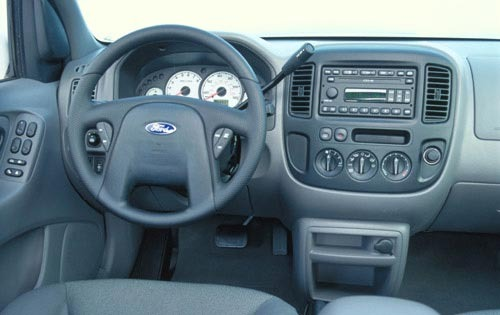 2002 Ford Escape XLT Choi exterior #7