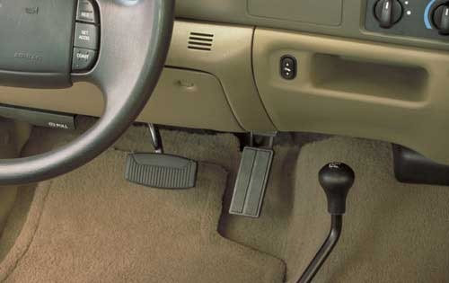 2002 Ford F-350 Super Dut interior #5