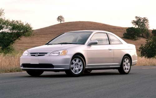 2002 Honda Civic - Information and photos - ZombieDrive