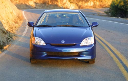 2003 Honda Insight 2dr Ha exterior #8
