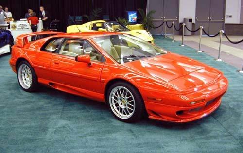 2004 Lotus Esprit Information And Photos Zombiedrive
