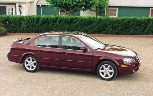 2003 Nissan Maxima Information And Photos Zombiedrive